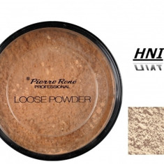 Pudra pulbere loose powder nr 03 transparent pierre rene