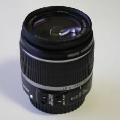 Obiectiv Canon EF- S 18-55 IS - autofocus defect - Obiectiv DSLR