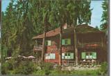 CPI (B8905) CARTE POSTALA - BAILE HOMOROD, CABANA, JUD. HARGHITA, Circulata, Fotografie