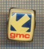 ZET 1209 INSIGNA AUTOMOBILISTICA - GMC - GENERAL MOTORS COMPANY -FIRMA AMERICANA