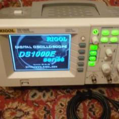Vand Osciloscop digital 50mhz rigol ds1052e