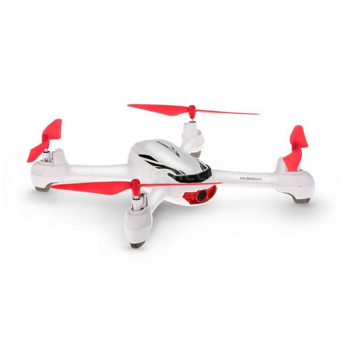 Resigilat : Drona quadcopter PNI HUBSAN X4 Desire H502E camera 720P HD