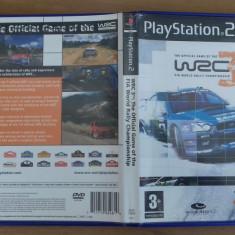WRC 3 - PS2 - Jocuri PS2, Curse auto-moto, 3+, Multiplayer