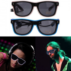 Ochelari cu LED