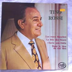 Tino Rossi - Tino Rossi (Vinyl/LP) - Muzica Folk, VINIL