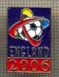 ZET 1207 INSIGNA SPORTIVA -ENGLAND 2006 - CUPA MONDIALA DE FOTBAL FIFA 2006