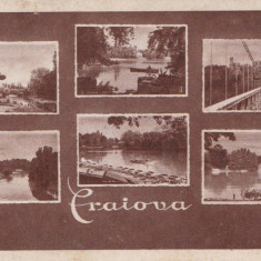 CARTE POSTALA CRAIOVA Parcul - Carte Postala Oltenia dupa 1918, Necirculata, Printata