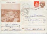 Romania - Intreg postal CP circulat,1984 - Salonta - Vedere generala, Dupa 1950
