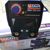 Aparat de sudura invertor VEGA 240 mini.