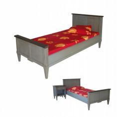 Pat simplu interior 90×190 - Pat dormitor