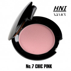 Fard de obraz cheeky blush nr 07 chic pink miyo