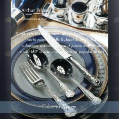 Tacamuri argintate set 6 persoane (44 piese)