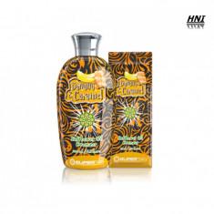 Crema pentru solar cu aroma de BANANA & CARAMEL 200ml - Crema autobronzanta
