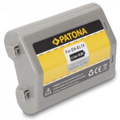 PATONA | Acumulator pt Nikon D4 EN-EL18 ENEL18 | 2600mAh celule SAMSUNG - Baterie Aparat foto