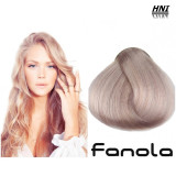 Vopsea de par blond super platinat irizat 11.7 Fanola