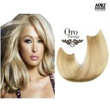 Vopsea de par blond platinat Oro Therapy fara amoniac 10.0