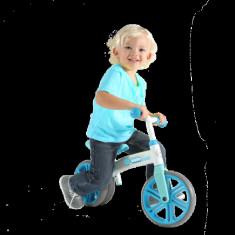 Bicicleta fara pedale Yvelo Junior Blue YBike - Bicicleta copii