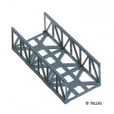 Pod Grilaj Metalic 115 mm, TT, Tillig 07130 - Macheta Feroviara Tillig, TT - 1:120, Accesorii si decor