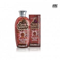 Crema pentru solar bronzanta cu aroma de CIOCOLATA & ZMEURA 200ml - Crema autobronzanta
