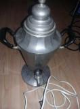 Samovar vechi,cafetiera electrica veche,ciainic vintage ceai,de colectie,T.Grat