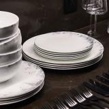 Set ceai 6 persoane Pointilliste