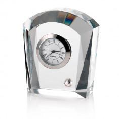 Ceas cristal H 9 cm - Ceas desteptator
