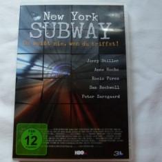 New York Subway - dvd - Film drama Altele, Altele