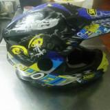 Casca de motocicleta enduro