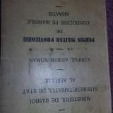 Permis militar de conducere,masini armatei,Ministerul de razboi,corpul Aerian,44