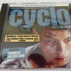 Cyclo - cd - Muzica soundtrack Altele