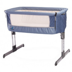 Patut Sleep2Gether Navy - Patut pliant bebelusi Caretero