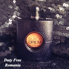 Parfum Original Black Opium Yves Saint Laurent Dama Tester 90ml + CADOU, 90 ml, Oriental