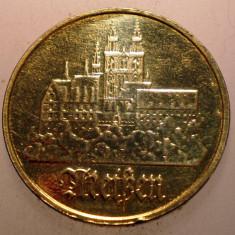 2.619 GERMANIA RDG DDR MEISSEN 5 MARK 1972 AURITA, Europa, Cupru-Nichel