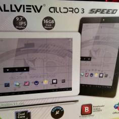 Tableta Allview Alldro 3 Speed Duo, 9.7 inch, 16 Gb, Wi-Fi