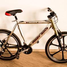 Bicicleta First Bike - Mountain Bike First Bike, 26 inch, Numar viteze: 24