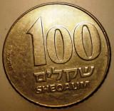 2.706 ISRAEL 100 SHEQALIM 1985, Asia