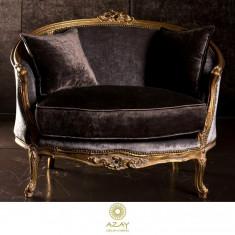 Bancheta vintage LOVE SEAT - Canapea