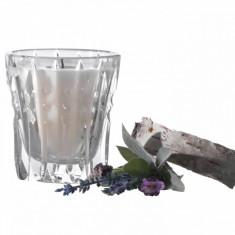 Lumanare parfumata cristal Lavander