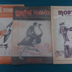 LOT 9 REVISTE MOFTUL ROMÂN +6 DUBLURI