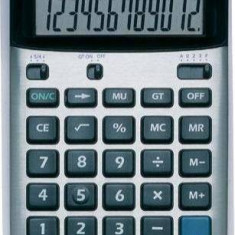 Calculator de birou Texas Instruments TI000606 Silver - Calculator Birou