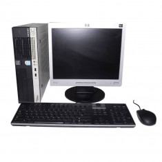 Intel p 4 3 ghz complect tastatura maus munitor - Sisteme desktop cu monitor Msi, Intel Pentium 4