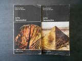 ETIENNE DRIOTON - ARTA FARAONILOR  2 volume
