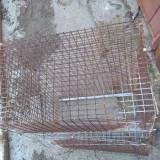 Custi pentru gaini si iepuri - Cusca, cotet, tarc si colivie, Cusca