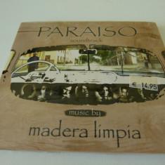 Madera limpia - paraiso - cd - Muzica Hip Hop Altele