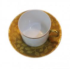 Chardons Gold Farfurie ceai