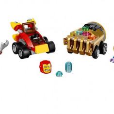 Mighty Micros Iron Man contra Thanos LEGO Marvel Super Heroes (76072)