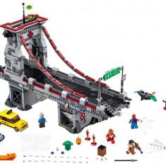 Omul Paianjen: Lupta suprema de pe pod a razboinicilor Web (76057) LEGO Marvel Super Heroes