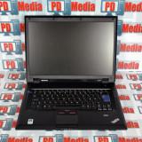 Laptop Lenovo SL500 15.4 Inch Core2Duo T5670 1.80GHz RAM 2GB HDD 160 GB HDM, Intel Core 2 Duo