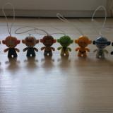 Kinder Star Wars twistheads - set complet 10 figurine cu 7 BPZ - Surpriza Kinder