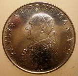 2.642 VATICAN PAPA PAUL VI 100 LIRE 1964 XF/AUNC, Europa